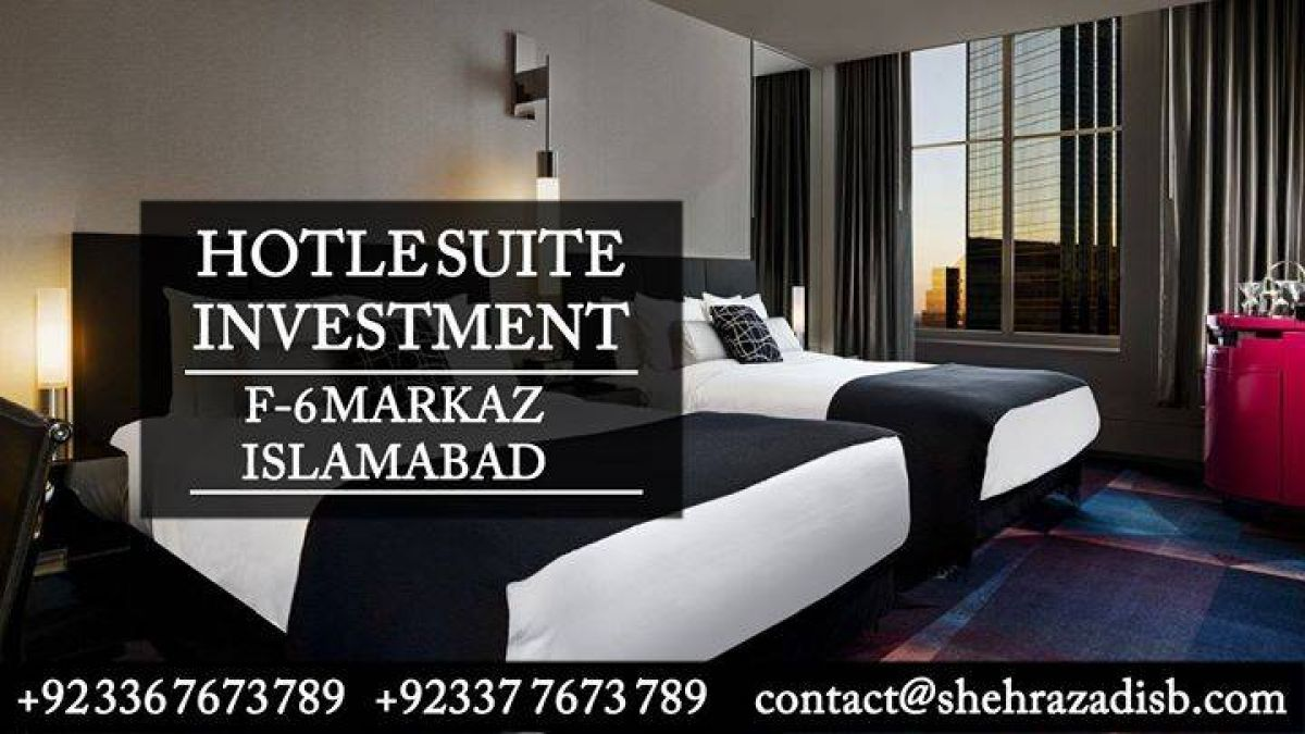 Hotel Suite For Sale