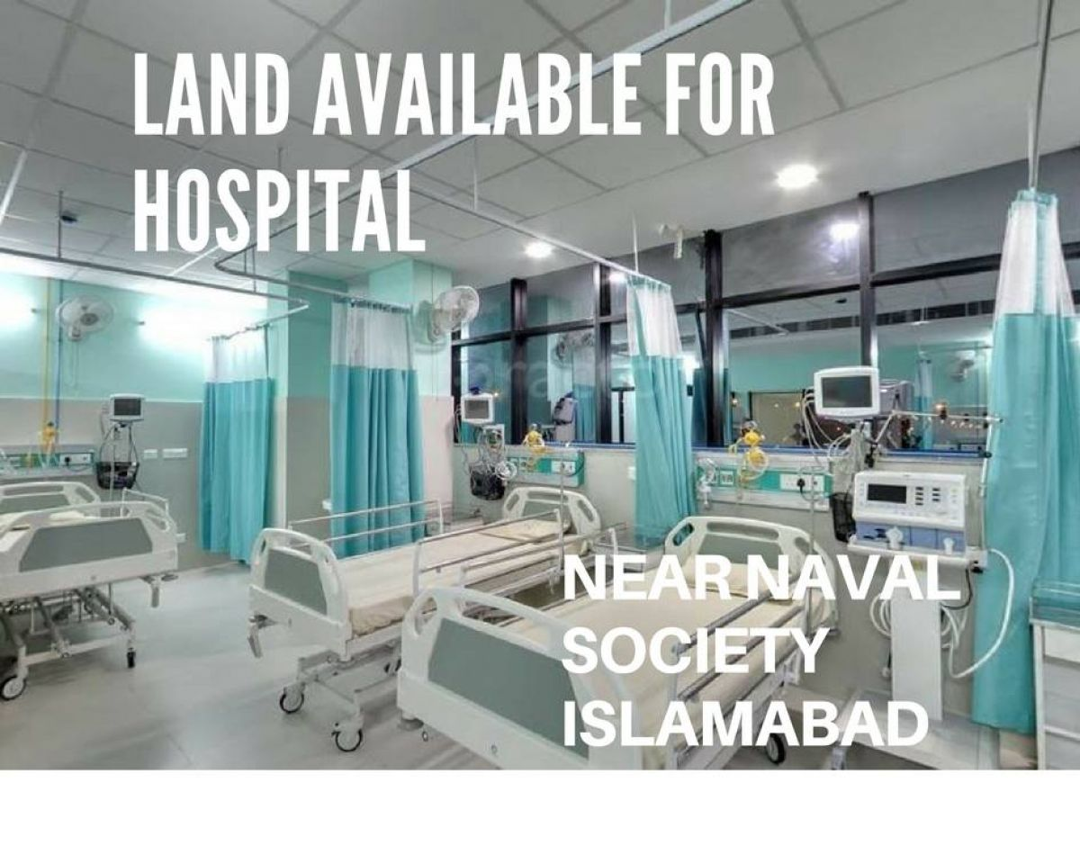 land available for Hospital