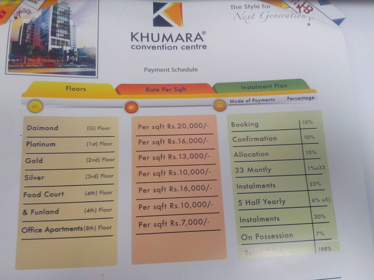 Khumara Convention Centre