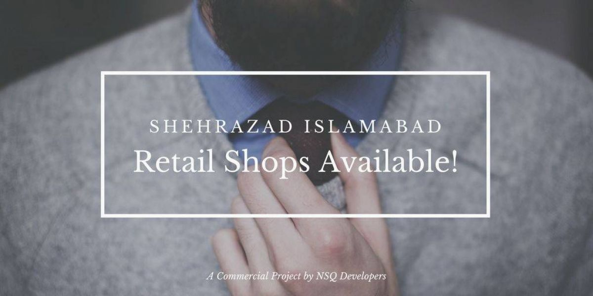 Retail Shops Available  for Rent